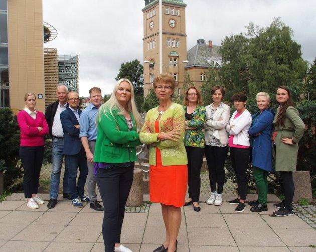 STYRING: Senterpartiet ønsker folkevalgt styring av sykehusene, og vil bevare Ullevål sykehus, her skriver Åslaug Sem-Jacobsen og Kathrine Kleveland hvorfor