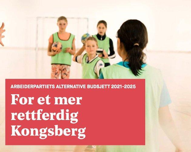 Et mer rettferdig Kongsberg!