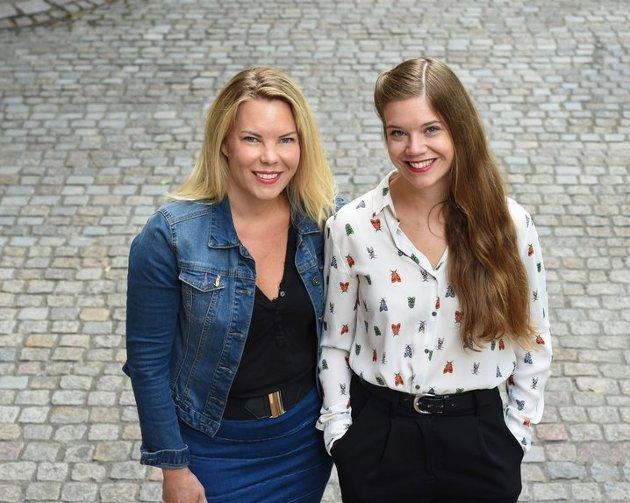 Marta Breen og Jenny Jordahl har laga ei veldig viktig bok.