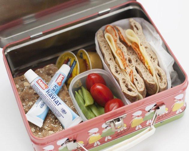 Hvordan skal vi gjennomføre skolemåltidet?
