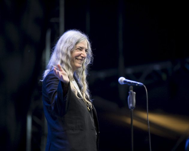 Patti Smith spilte på Bergenfest sist for fire år siden, med «Horses»-albumet i bagasjen. Lørdag var hun tilbake.