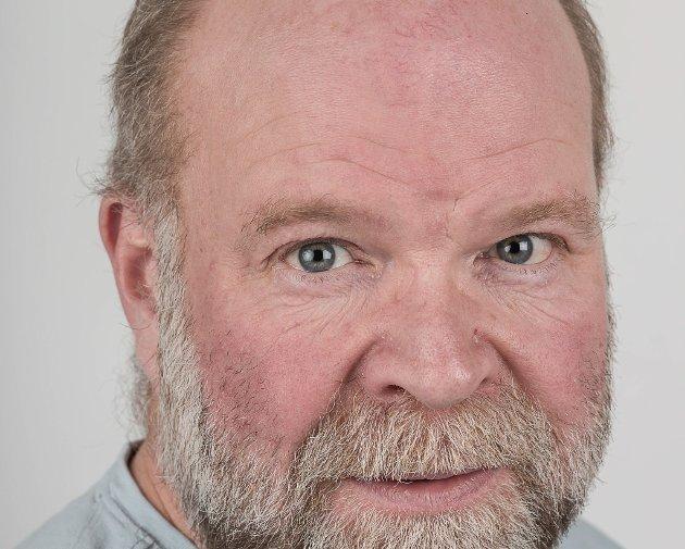 Ole Johannes Øvretveit, journalist.