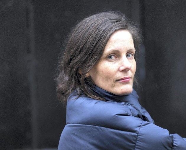 Monica Isakstuen går dit det blør i romanen «Mine venner».