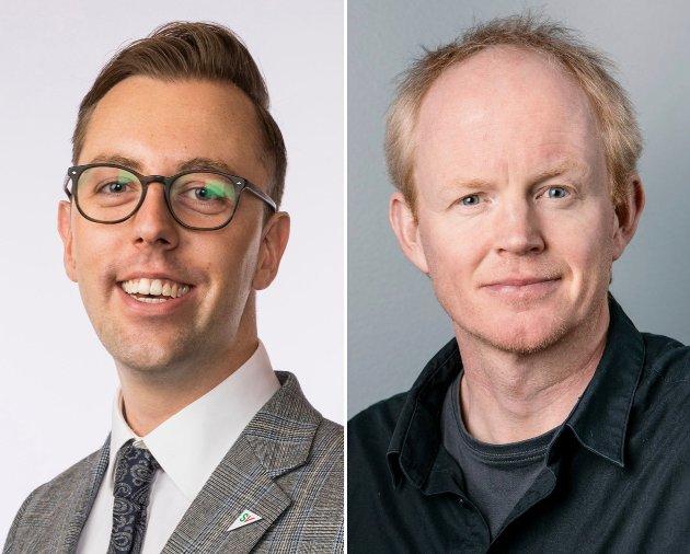 De som redder oss bør få høyere lønn, de må ha bedre faglige rettigheter og vi må tilby alle hele og faste stillinger, skriver Nicholas Wilkinson og Lars Haltbrekken (SV).