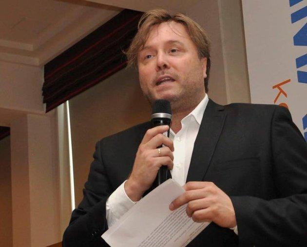 Robert Greiner, leder for kommunikasjon og samfunnskontakt i FeFo.