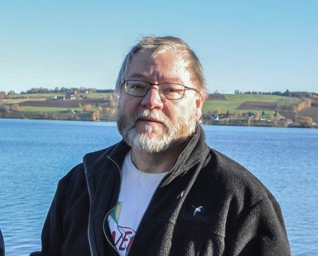 ALTERNATIV: – Mange er bekymret over at det ikke finnes noe reelt alternativ til fusjon for det gjeldstyngede selskapet, skriver Finn Olav Rolijordet (R) opm Eidsiva.
