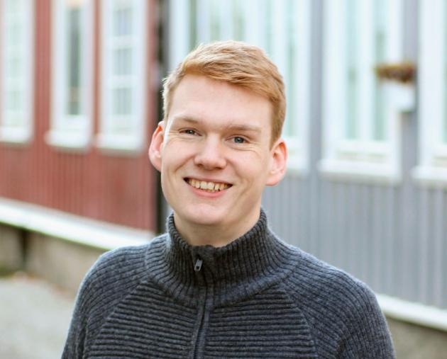 Ask Ibsen Lindal, bystyrerepresentant i Trondheim og energipolitisk talsperson for MDG