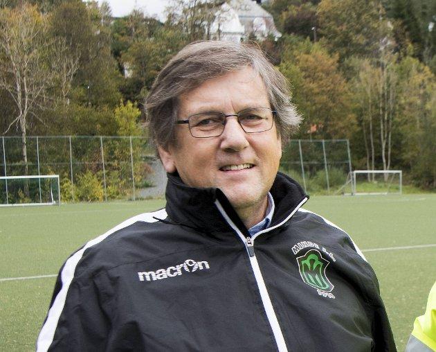 Bergensfotballen ble kjent med Perry Atle Fedje gjennom Brann, Minde og Hordaland Fotballkrets.