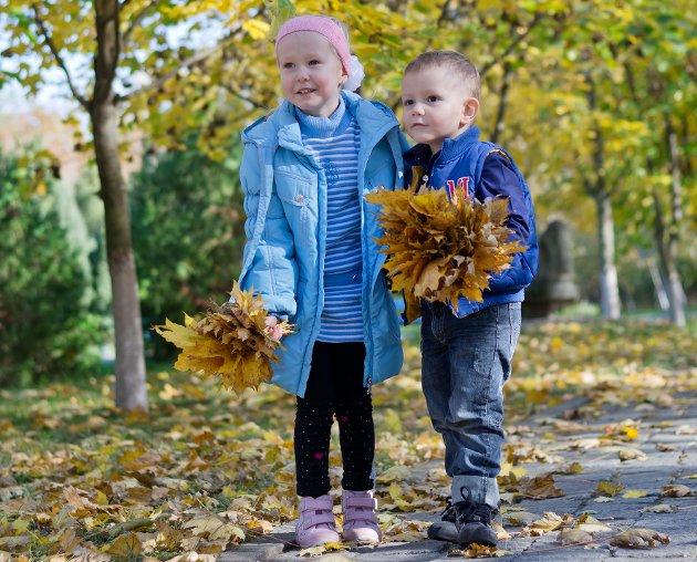 Barn og kreft: Hvert år opplever over 3500 barn under 18 år at deres foreldre får kreft.Foto: Colourbox
