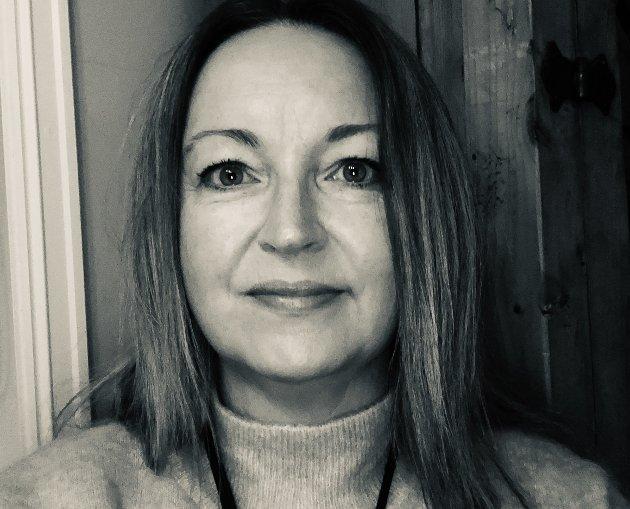 LEDER: Ann Elisabeth Hansvold, leder i Holtålen Ap.