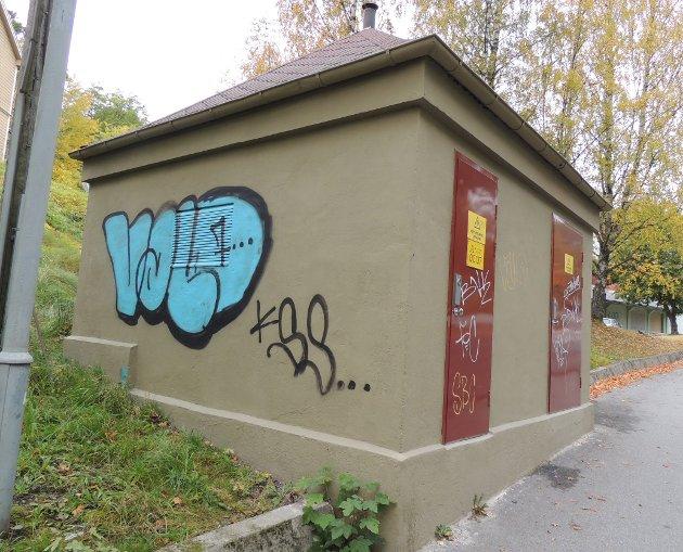 HALDEN MOT STRØMMEN:  – Mens resten av verden, om enn motvillig, har innsett at graffiti og gatekunst er kommet for å bli, har Halden Taxi gått i bresjen for en kampanje som er til forveksling lik alle de andre kampanjene som aldri har virket, skriver Hanne Merete Jensen i dagens Signert.