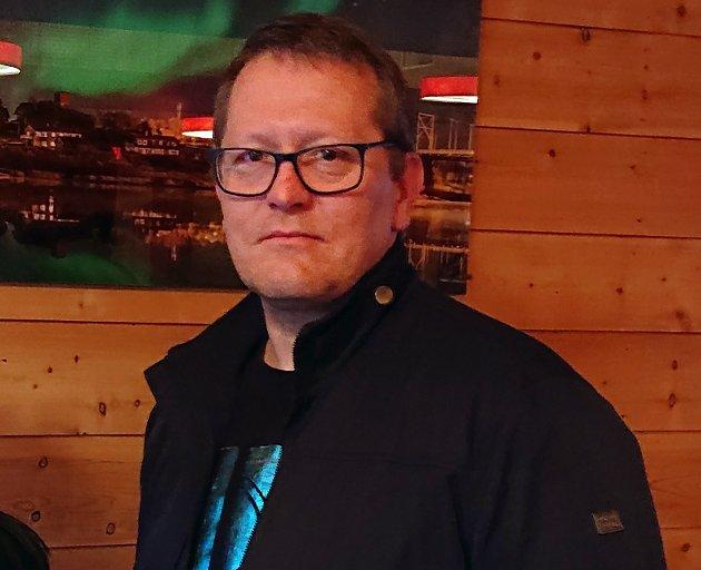 Tor Mikkola (SP), varaordfører i Nordkapp kommune