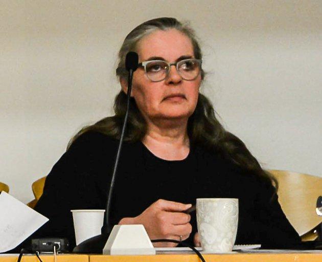 Ann Kristin Samuelsen, Halden Arbeiderparti.