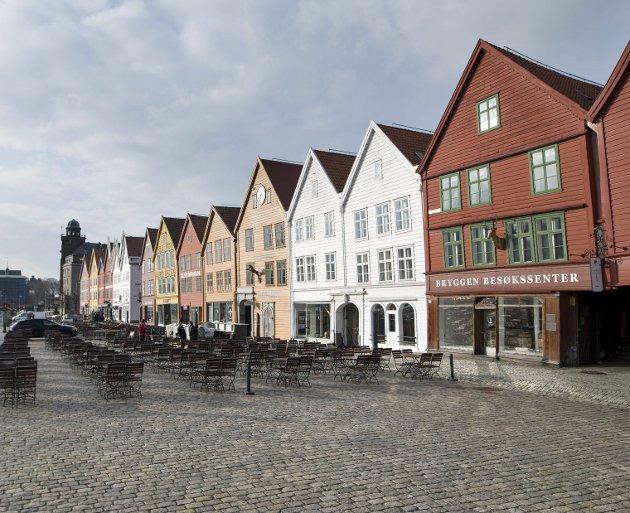 Bergen er en historisk rik by, og historien kan fortelle oss hvorfor vi snakker slik vi gjør.
