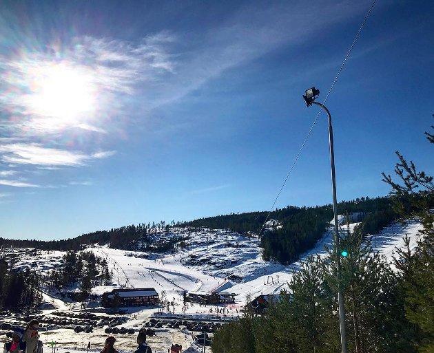 Nok en fantastisk vinterferiedag på jobb! Takk til alle studentene fra lærerutdanningen i Vestfold. Små og store fra Skavanger SFO kosa seg veldig!