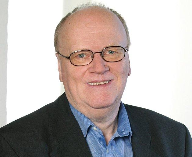 Kjell Stamgård, kommunikasjonssjef, Hafslund Nett AS.