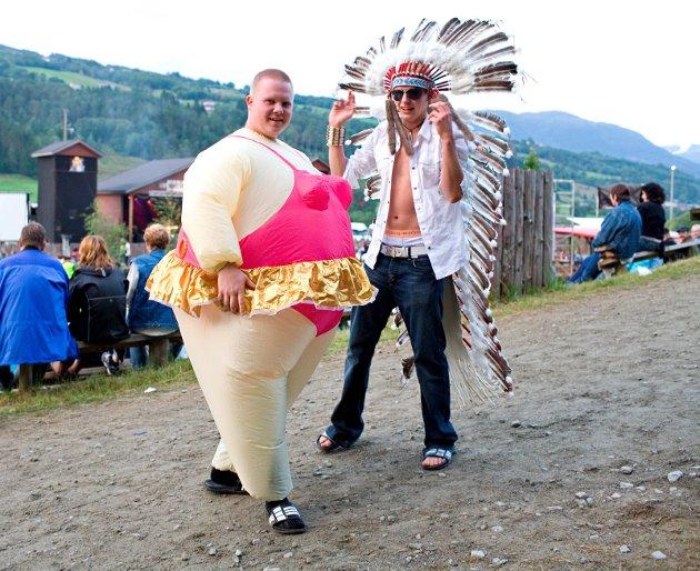 Countryfestival på Breim, 2008