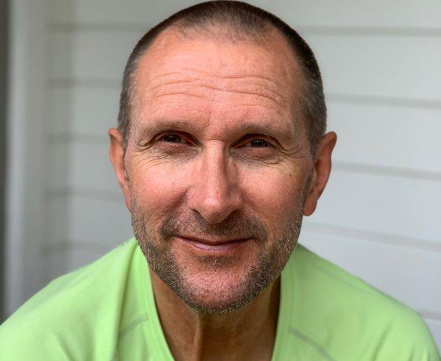 Knut Arvid Langeland.