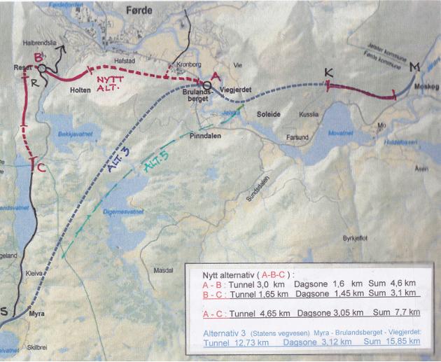 Kven har bruk for tunnel under Langeland, spør Ottar Hov i dette lesarinnlegget.