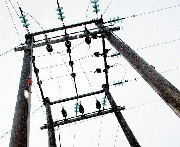 Strømutkoblinger som ikke er varslet irriterer strømabonnentene.