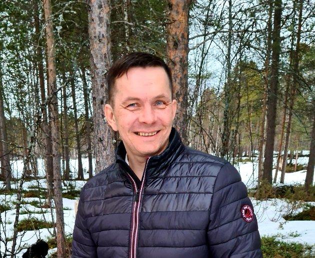 Torfinn Johansen, Nordkalottfolket