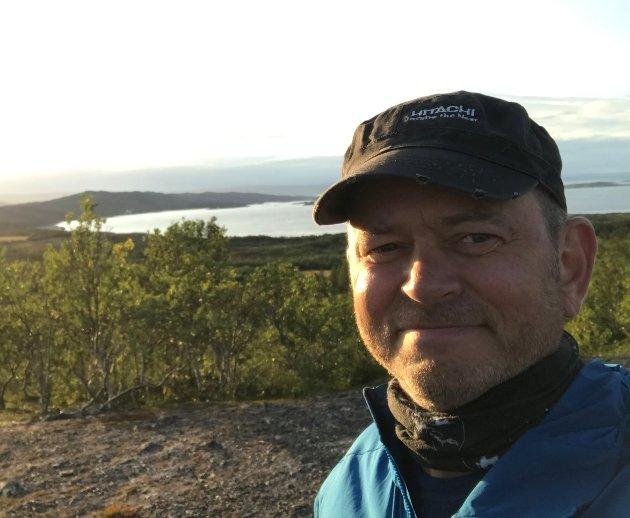 – Jeg har sett et svært begrenset initiativ fra Sametinget til å ivareta den sjøsamiske kulturen, skriver Ulf Tore Johansen.