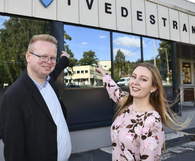 FrP's to toppkandidater, Silje Haugli og Yngve Monrad, utelukker samarbeid med Xtra-lista.