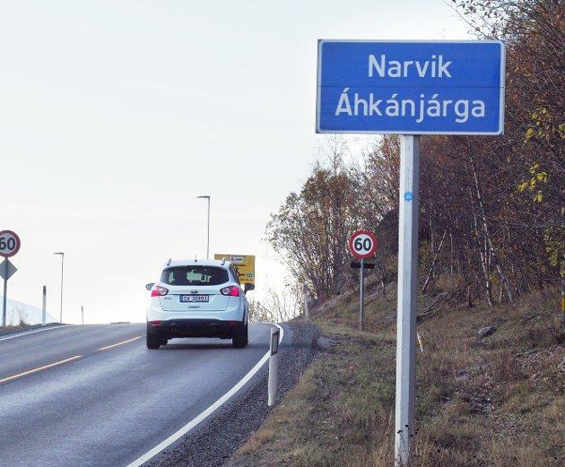Samiske stedsnavn beskriver landskapets karakter, hvordan landskapet er brukt historisk eller hvordan landskapet er utformet. Det samiske landskapet er en kilde til å gjøre Narvik enda mer attraktiv for fjellvandring og naturopplevelser.