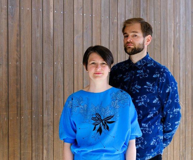 Sarah-Jane Summers og Juhani Silvola er en kohort av de sjeldne.