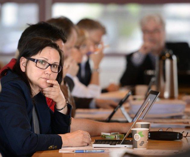 Hilde Rønningsen, ordførerkandidat for SV, sier sitt om velgerhjelpen i dette leserinnlegget. Foto: Øyvind Bratt