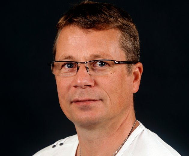 Lars Børseth, distriktssekretær i LO Stat Sør-Trønderlag og Møre og Romstal.