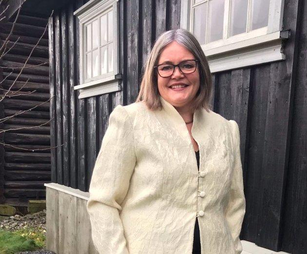 MOTTO: - Jeg lever etter «godt nok prinsippet». Alt må ikke være perfekt, konstaterer stortingskandidat Kari-Anne Jønnes (H).