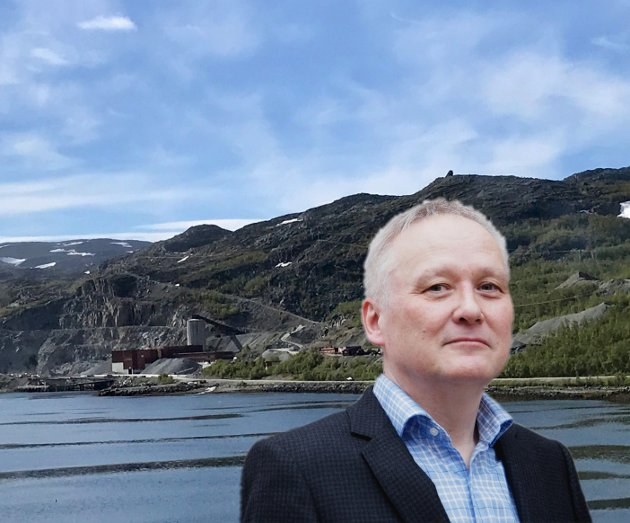 Stopp forurensingen av Repparfjorden