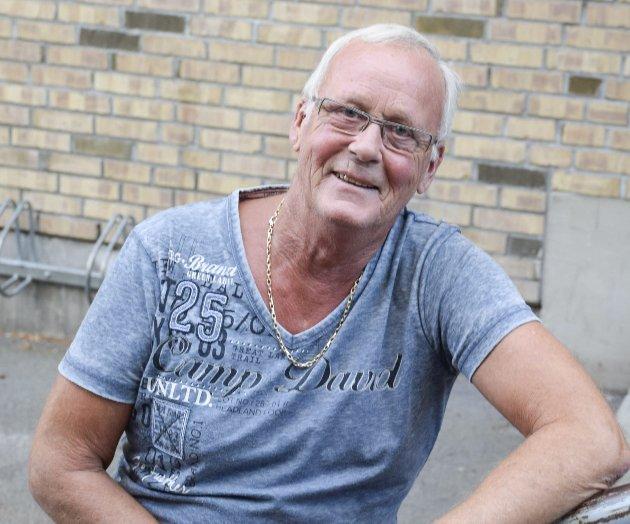 Vil ikke: – Folket i Hole og Ringerike har talt, sier Tore Ellinsen. Foto: Pål Tr. Mannsverk
