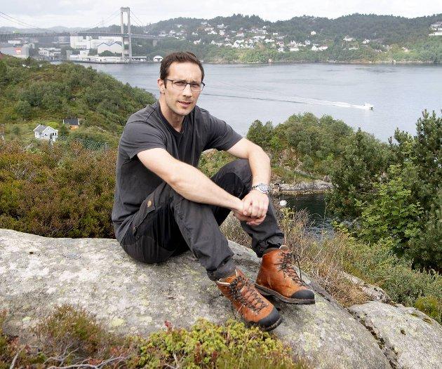 Innleggsforfatter Thomas Flesland (Frp).