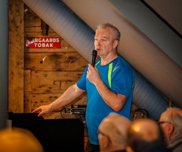 FULLT FORSTÅELEG: At fiskarar og organisasjonane deira motset seg ilandføring av vindkraft frå fiskebankane, er fullt forståeleg, meiner Jostein Nygård.