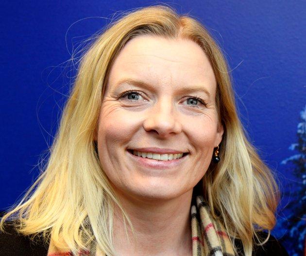 Ingunn Trosholmen, varaordfører og Aps ordførerkandidat, Lillehammer, mener ordet feminist har fått et ufortjent dårlig rykte.