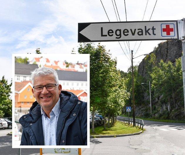 - Kragerø Ap har alltid ment og mener fortsatt at Kragerø skal ha en legevakt hele året, skriver gruppeleder for Kragerø arbeiderparti, Jone Blikra i dette leserbrevet.