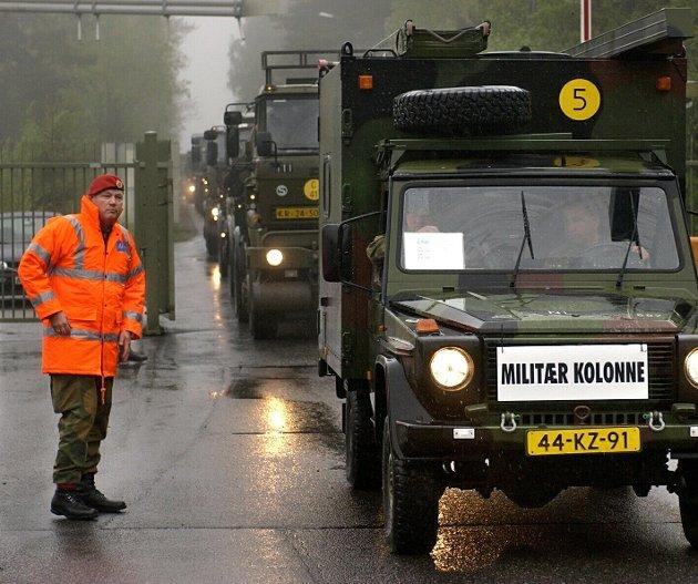 De fleste regner forsvar, sivilforsvar og politi som vår beredskap, men beredskap er også deg og meg. Bildet er fra en NATO-øvelse i Rygge.