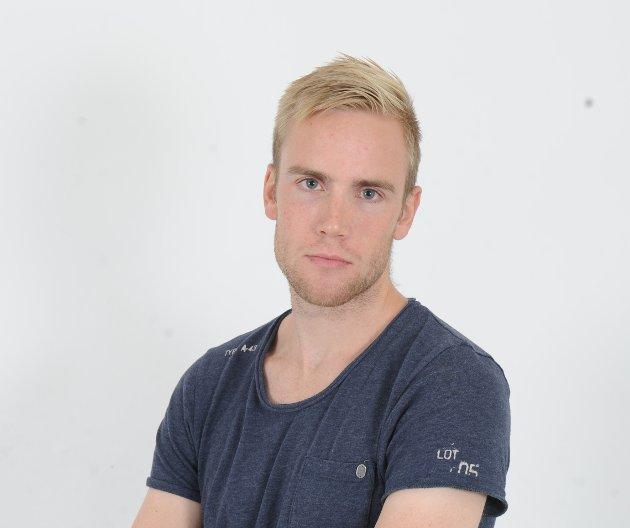 Kjetil Rakkenes Anda, journalist i AN