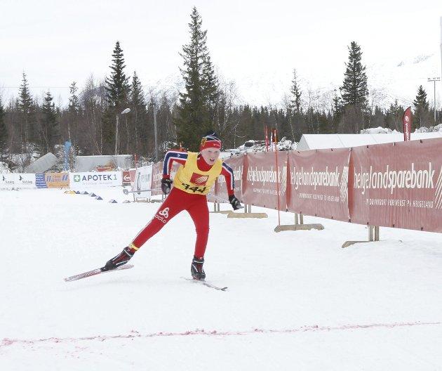 NNM på ski Sjåmoen lørdag.