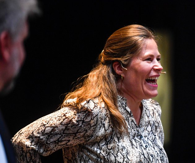 Fylkesråd for plan og næring i Nordland, Linda Helen Haukland.
