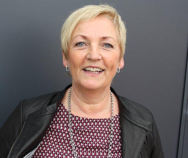 Styreleder i Norges Tannteknikerforbund Karen Tveitevåg