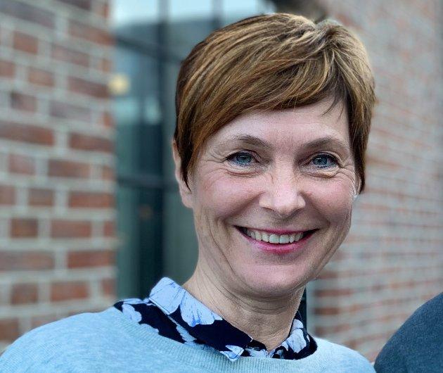 MÅ GJØRE NOE: – Vi tror det er viktig med gode kvinnelige rollemodeller for å få flere kvinner inn i ledelse, sier styreleder Tone Reneflot Thoresen i Novapro.