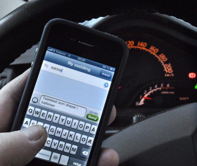 De høyeste bøter for trafikkforseelser i Norge er 5 – 10 ganger høyere enn gjennomsnittet i Europa. Bøtesatsene i Norge har over år økt mer enn alle prisindekser. Et eksempel er bot for bruk av håndholdt mobil i bil. Fra ca. 1500,- til ca. 5000,- siste år.