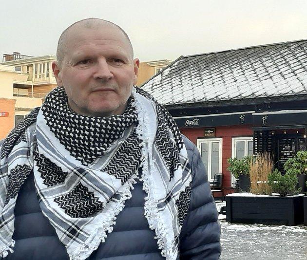 Det er trist at Stjørdal i fremtiden vil bruke våre skattepenger til å legitimere okkupasjon og menneskerettsbrudd, skriver Svein Johansen, styremedlem i Stjørdal SV