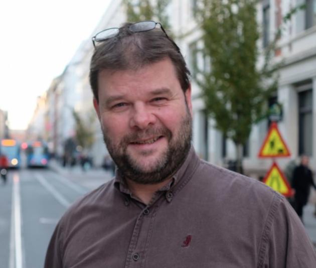 UREALISTISK: Ideen om reforhandling av EØS-avtalen er ikke noe annet enn politisk snikksnakk fra avtalens motstandere, mener tidligere nittedøl Fredrik Mellem, som er generalsekretær i Europabevegelsen.