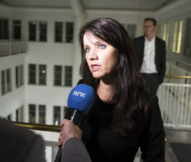 Anne-Kari Bratten leder arbeidsgiverforeningen Spekter, som vil kunne ha stor nytte av å beholde AFP.
