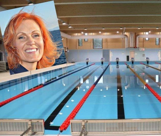 """I Flesberg Kommune ble basseng bygget etter """"2521 -konseptet"""" åpnet i 2019."""