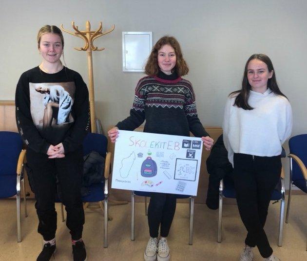 Fredag presenterte bygdas niendeklassinger sine gründerideer foran to dommere i Rakkestad Næringsråd, og samtlige elevbedrifter hadde fokus på bærekraftsmålene.